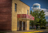 State Theater (donnieking1811) Tags: illinois nashville statetheater theater theatre watertank exterior outdoors tree sky clouds canon 60d hdr lightroom photomatixpro