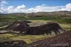 Volcán Grábrók, Vesturland (Islandia)