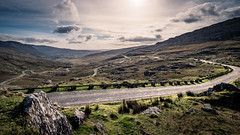 Healy Pass - Co. Cork, Ireland - Landscape photography (Giuseppe Milo (www.pixael.com)) Tags: cork landscape ireland street clouds passage grass photo pass nature photography mountain sky rocks travel europe geotagged valley countycork ie onsale