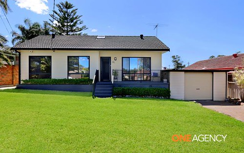41 Forbes Cr, Engadine NSW 2233