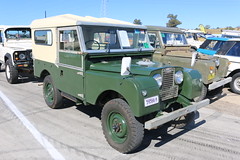 1955 Land Rover Series I SWB (jeremyg3030) Tags: 1955 land rover seriesi 86 cars 4x4 4wd swb british