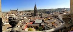 Toledo (santiagolopezpastor) Tags: espagne españa spain castilla castillalamancha toledo provinciadetoledo medieval middleages cathedral catedral alcázar