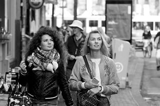 A nice walk through Amsterdam