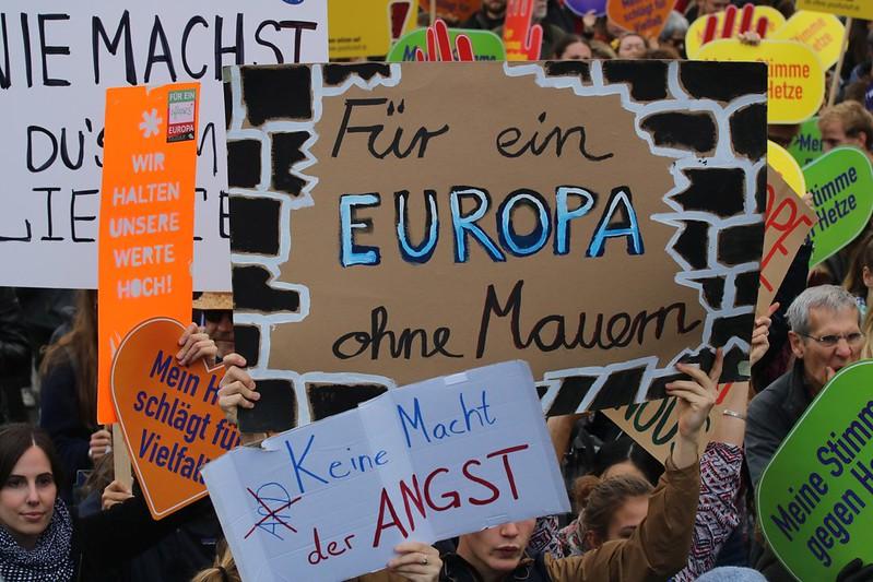 Gegen Rassismus im Bundestag 24