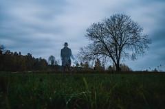 Autoportraits (Matyáš Benešovský) Tags: autoportrait selfportrait longexposure lightpaintning ghosts hat light siluet nophotoshop
