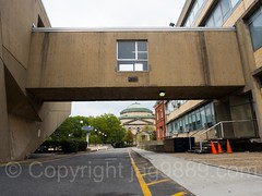 Begrisch Hall Enclosed Pedestrian Bridge, Bronx Community College, New York City (jag9889) Tags: 2017 20171015 allamericacity architect architecture bcc begrischhall begrischlecturehall breuer bridge bridges bronx bronxcommunitycollege bruecke brücke building cuny carlpolowczykhall cityuniversityofnewyork college crossing enclosed event facade footbridge gould gouldhalloftechnology hall house infrastructure landmark library marcelbreuer marcellajosbreuer modernist ny nyc newyork newyorkcity newyorkisopen ohny ohnyweekend openhouse openhousenewyork outdoor overpass pedestrianbridge pont ponte puente punt skyway span structure thebronx usa unitedstates unitedstatesofamerica universityheights walkway westbronx window jag9889