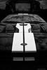Ford GT (CoreyBourassaPhoto) Tags: finepix fuji fujifilm saratogaautomuseum saratogasprings spring tonalityck x100s automobile blackandwhite carshow