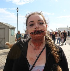 . (SA_Steve) Tags: asburyparkzombiewalk asburypark zombiewalk 2017 zombie zombies people newjersey nj halloween