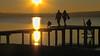 IMG_0756 fin (fotokunst_kunstfoto) Tags: stimmung abendstimmung mood begegnungen encounter emotions silhouette silhouett silhouetten schattenbilder umriss kontur konturen schattenriss