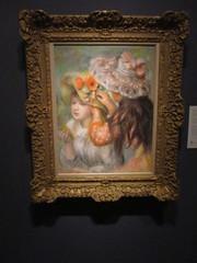 Pierre-August Renoir, The Flowered Hat (hartjeff12) Tags: kansascity missouri nelsonatkins renoir