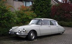 1967 Citroën ID 19 (rvandermaar) Tags: 1967 citroën id 19 citroënid citroen dsuper citroëndsuper citroenid sidecode1 import dl5080 citroënds ds citroends