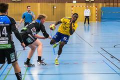 HSG Neuss- Düsseldorf II - TV Jahn Köln-Wahn-27 (marcelfromme) Tags: handball team teamsport indoor sport sportphotography nikon nikond500 sigma sigmaart sigma50100 cologne cgn köln düsseldorf