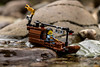 Boat in a river (Ballou34) Tags: 2017 7dmark2 7dmarkii 7d2 7dii afol ballou34 canon canon7dmarkii canon7dii eos eos7dmarkii eos7d2 eos7dii flickr lego legographer legography minifigures photography stuckinplastic toy toyphotography toys stuck in plastic boat river ninjago ninja japan wood water rock rocks scotland royaumeuni gb