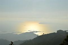 da Monte Erice: ultime luci sul mare di Trapani (costagar51) Tags: trapani erice egadi sicilia sicily italia italy natura storia anticando