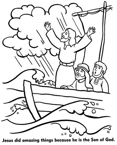 Noah\'s ark coloring page - a photo on Flickriver