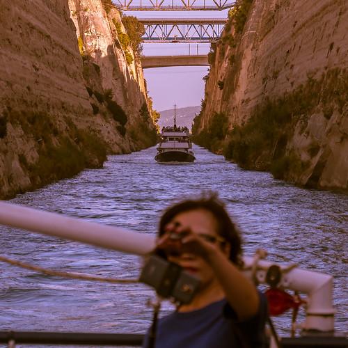 Corinth Canal - Διώρυγα της Κορίνθου