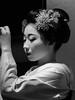 Mamesumi Portrait- Monochrome 1 (Rekishi no Tabi) Tags: gion gionkobu mamesumi maiko apprenticegeiko apprenticegeisha kyoto japan leica