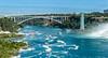 Rainbow Bridge by American Falls, Niagara Falls (Simon-EmX5) Tags: usaholiday simoncorston niagarafalls hongkong canada perth americanfalls china westernaustralia