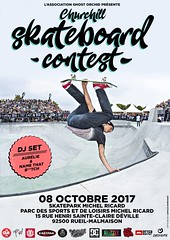 Churchill Skateboard Contest 2017