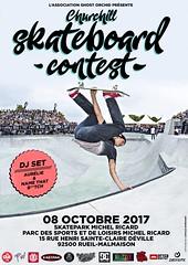 Churchill Skateboard Contest 2017