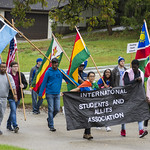 "<b>Homecoming Parade</b><br/> The international students assossiation and allies ISAA celebrated the diversity at Luther College by walking the homecoming 2017 parade. October 7 2017. Photo by Hasan Essam Muhammad<a href=""http://farm5.static.flickr.com/4454/23902993508_32aa21c5d9_o.jpg"" title=""High res"">∝</a>"