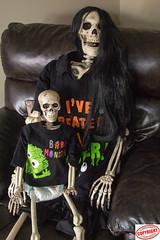 IMG_8204 Cheryl & Baby (Joanne 1967) Tags: cheryl cherylofseatoncarew cherylofseatoncarewsupermodel skeleton baby skeletonbaby simply photography