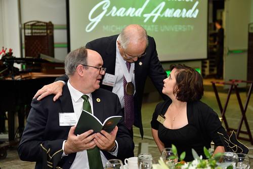 Alumni Grand Awards, October 2017