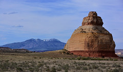 Church Rock - The Needles - Utah (AlCapitol) Tags: churchrock theneedles nikon d800 utah mountains