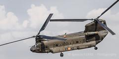 Chinook ET-411 (Ignacio Ferre) Tags: boeing boeingch47d chinook spanishairforce spanisharmy famet españa spain lecv nikon helicóptero helicopter military militar aircraft aeronave airplane avión aviation aviación airshow