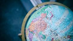 Destination: Japan (Eric Flexyourhead) Tags: vancouver canada britishcolumbia bc kitsilano firstreet city urban detail fragment shop store globe world map cartography shallowdepthoffield bokeh 169 sonyalphaa7 zeisssonnartfe35mmf28za zeiss 35mmf28