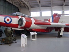 "Gloster Javelin FAW9 5 • <a style=""font-size:0.8em;"" href=""http://www.flickr.com/photos/81723459@N04/26142081949/"" target=""_blank"">View on Flickr</a>"