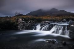 The Black Cuillins (devlin11) Tags: skye isleofskye scotland scenery sunrise tranquil morning magic mountains mountain cuillin hills waterfall nikon landscape landscapephotography