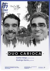 CONCERTO - Duetos da Sé - Alfama Lisboa - TERÇA-FEIRA 7 NOVEMBRO 2017 - 21h30 - DUO CARIOCA - Carlos Veiga - Rodrigo Santo (Duetos da Sé) Tags: duetosdasé concerto concert música music livemusic worldmusic músicaportuguesa alfama lisboa sé canções songs duocarioca carlosveiga rodrigosanto guitarra piano mpb músicadobrasil duo dueto duet musica musique konzert konzerte arte art artistas artista intimista intimate intimiste concertos conciertos concerts café bar restaurante restaurant nuit noite night noche duetosdase live gastronomia gastronomy jantar dinner abendessen dîner cena espectáculos espectáculo spektakel musical show shows lisbon lisbonne lissabon portugal concierto concerti concerten koncerter konsertit cantor novembro november 2017 лиссабон