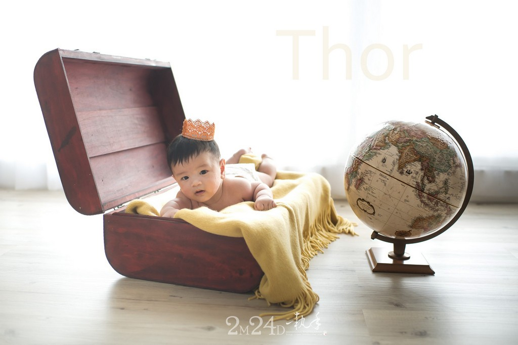 36602021164 0702530616 o [寶寶攝影 No23] Thor   2M