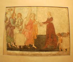 Paris (mademoisellelapiquante) Tags: louvre museedulouvre paris france arthistory museum art botticelli italianrenaissance renaissance