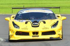 Ferrari 488 Challenge (Si 558) Tags: ferrariracingdays ferrari racing days 2017 silverstone 488 gtb challenge ferrari488challenge