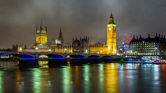 Beautiful London (Novice Shooter) Tags: wideangle eos canon nightphotography nighttime city landscape london