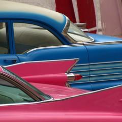 pink cadillac (archifra -francesco de vincenzi-) Tags: francescodevincenzi square carré oldcar oldsmobileeightyeight1958 cadillac1957 pinkcadillac pinkcaddy cadillacdevillecoupé1959 archifraisernia cadillacranchpesche