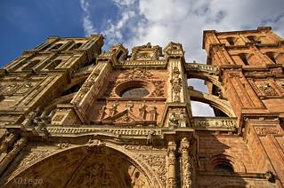 Santa Maria Cathedral - Astorga - Spain