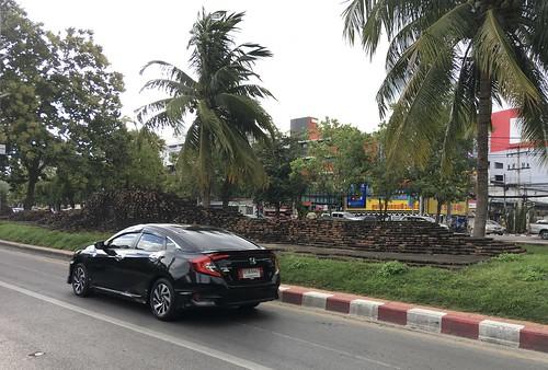 Alte Stadtmauer Chiang Mai