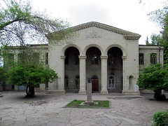 State Drama Theater (D-Stanley) Tags: theater stepanakert nagornokarabakh soviet armenian vahrampapazyan