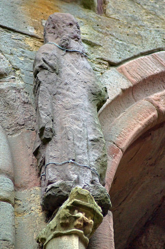 2017-08-26 09-09 Schottland 176 Melrose Abbey