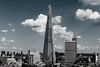 Shard (Maerten Prins) Tags: england brittain londen london shard skyscraper high pointy sky cloud clouds color city architecture building