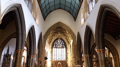 St Marie's Cathedral, Sheffield (Pjposullivan1) Tags: stmariescathedral catholiccathedral hallamdiocese gothicrevivalarchitecture