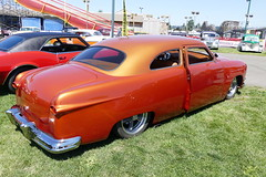 1950 Ford (bballchico) Tags: 1950 ford shoebox custom chopped goodguys carshow garlandjesso