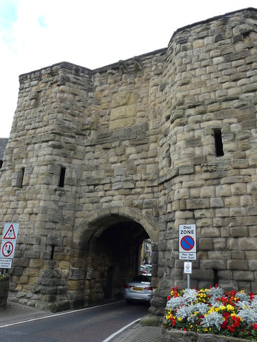 Alnwick Bondgate Tower