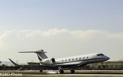 N200ES G650ER (KSBD Photo) Tags: burbank california unitedstates us n200es g650er gulfstream gulfstreamfan gulfstreamforever fanfriday glf6