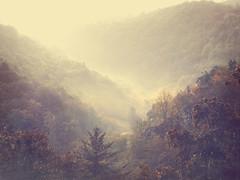 Covadonga mountains in the mist the photo app Stackables (elizabatz.jensen) Tags: landscape covadonga mountains mist photoapp stackables