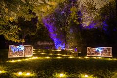 La Nocturne des Coteaux de la Citadelle 2017 (Liège / Luik) (Dirk DS) Tags: nocturne coteaux citadelle fire vuur flamme vlam nacht night liège luik belgium belgië belgique 2017 feu candles kaarsjes bougies nuit
