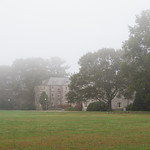 Connecticut College in Fog thumbnail